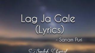 Lag Ja Gale Sanam Lyrics