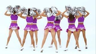 Ukranian CheerLeaders