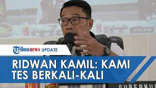 Covid-19 Baru B.1.1.7 Terdeteksi di Karawang, Ridwan Kamil: Kami Tes Berkali-kali, Jangan Kecolongan