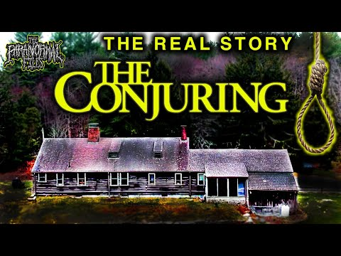The Real Life Haunted House From 'The Conjuring': Star-Studded 'Paranormal Files' Special