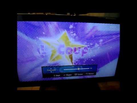 comment regler couleur tv lcd
