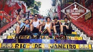 Freeskate In Rio De Janeiro 80mm Episode 5