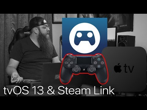 APPLE TV 'TVOS 13' + xbox one controller :: Steam Link