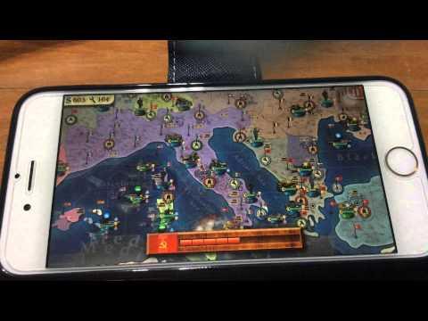 World Conqueror 2 Conquer Europe 1943 America part 1