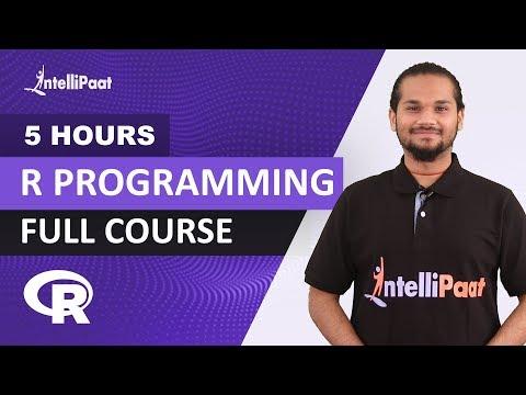 R Programming | Intellipaat - YouTube