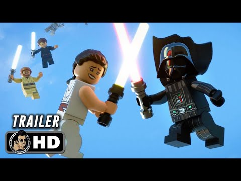 LEGO STAR WARS HOLIDAY SPECIAL Official Trailer (HD) Disney+