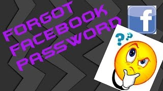 How to unlock your Facebook account without password | Forget your Facebook Password