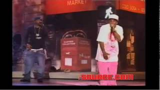 Dipset Performance at The Source Awards '03