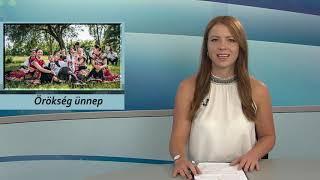 Szentendre Ma / TV Szentendre / 2020.09.15.