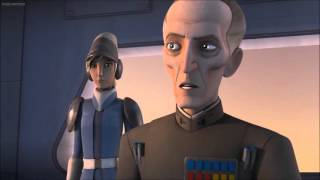 Grand Moff Tarkin and the Inquisitor executes Aresko & Grint (1080p)