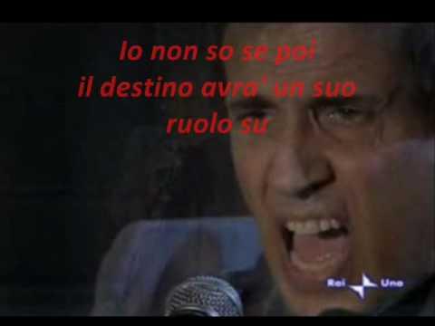 Significato della canzone L'ultima donna che io amo di Adriano Celentano