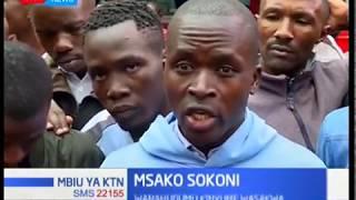 Kaunti ya Nairobi yawatia mbaroni wachuuzi soko la City Market