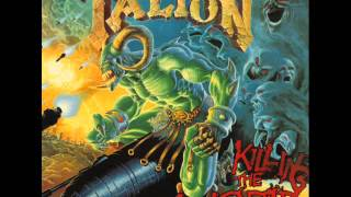 Taliön - Killing the World 1989 (FULL ALBUM) [Power Metal]