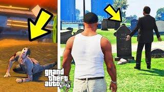 GTA 5 - Почему Франклин Не Должен Встречаться с Майклом после Смерти Тревора?