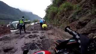 56岁香港画家骑行川藏318国道 Day02 雅安至新溝前