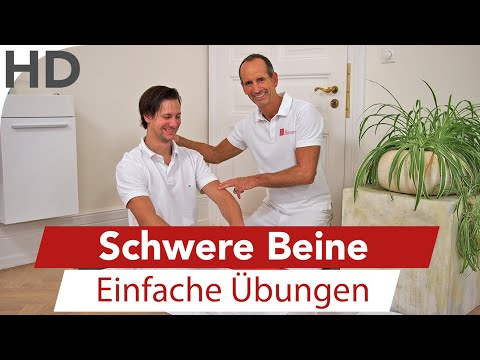 Physiotherapie für Osteoarthritis des Knies Video