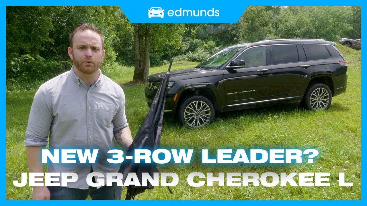NGMDEp-TRPs - 2021 Jeep Grand Cherokee L Review   A Long Overdue Three-Row Redesign of Jeep's Popular Midsize SUV