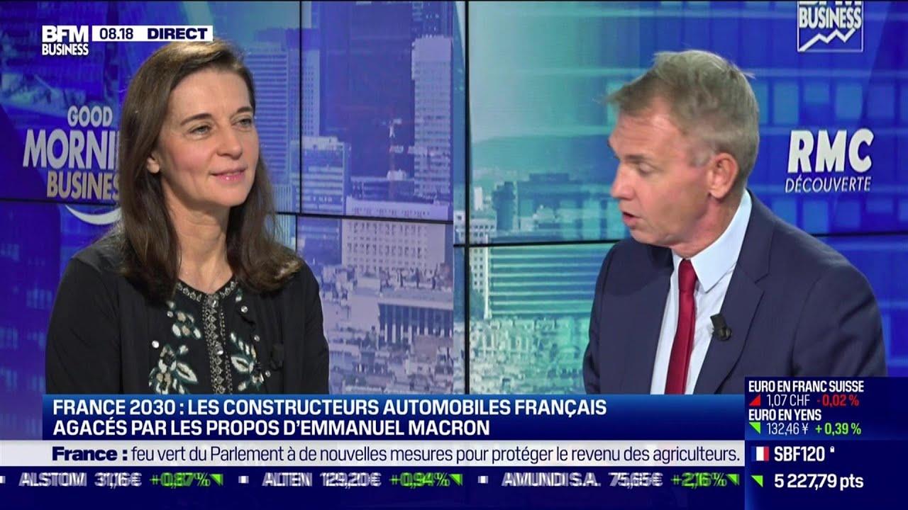 Béatrice Foucher (DS Automobiles) : France 2030, quels objectifs dans le secteur automobile ?