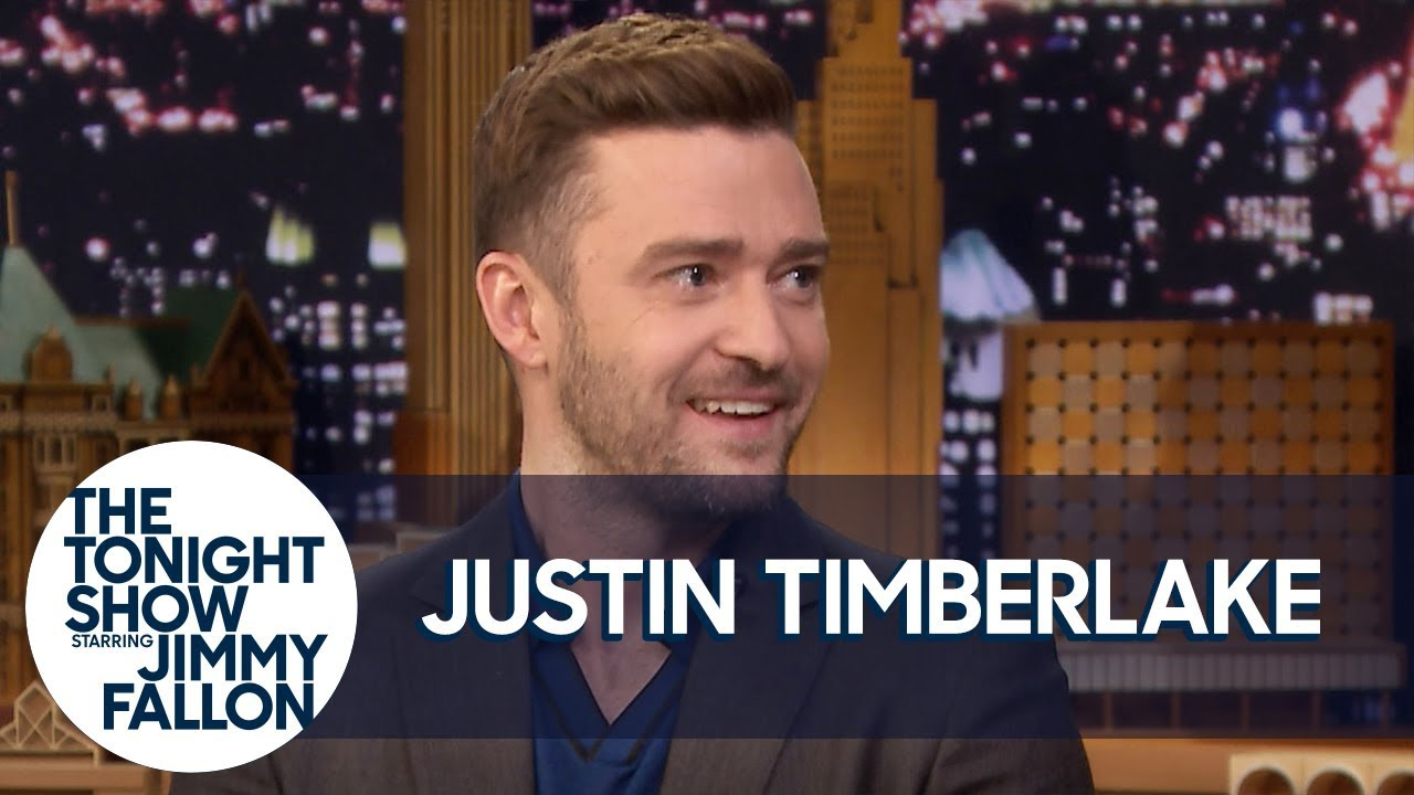 Justin Timberlake Has a Silent Interview with Jimmy Fallon thumbnail