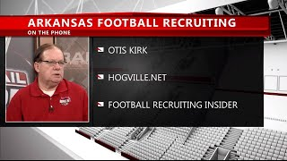 Arkansas Football Recruiting Report With Otis Kirk - August 9th