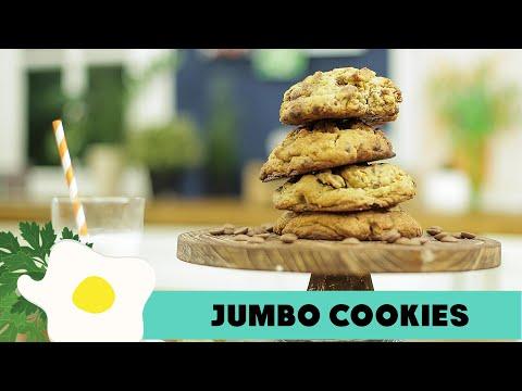 Resep Jumbo Cookies