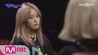 [Korean Reality Show UNPRETTY RAPSTAR2] Kasper vs Ash-B l Kpop Rap Audition  EP.01