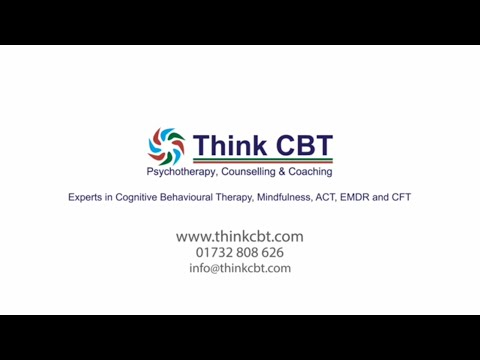 What is CBT - Think CBT animation<br />How cognitive behavioural therapy can help you