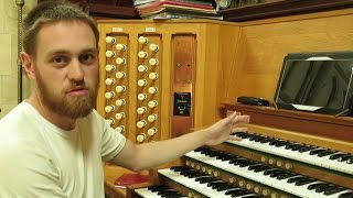 Introduction to the Pipe Organ