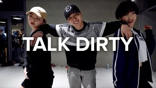 Talk Dirty - Jason Derulo / Junsun Yoo Choreography