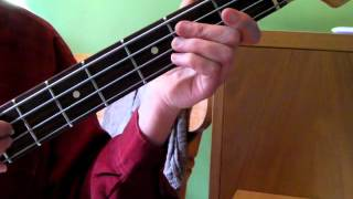 Spinal Tap - Gimme Some Money -bass cover