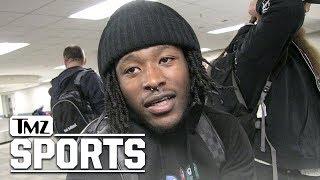 Saints' Alvin Kamara: We Don't Hate Marcus Williams & Yes, I Look Like Lil Uzi Vert | TMZ Sports