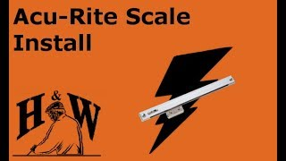 Installing Acu Rite Scales