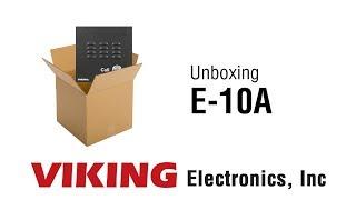 Unboxing Viking Electronics Model E-10A