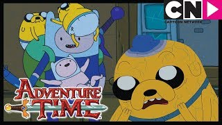 Adventure Time | The First Investigation | Cartoon Network