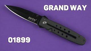 Grand Way 01899 BK - відео 1
