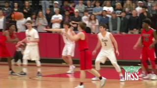Week 9 - Boys Playoffs - Highland Park Scots vs Frisco Liberty RedHawks