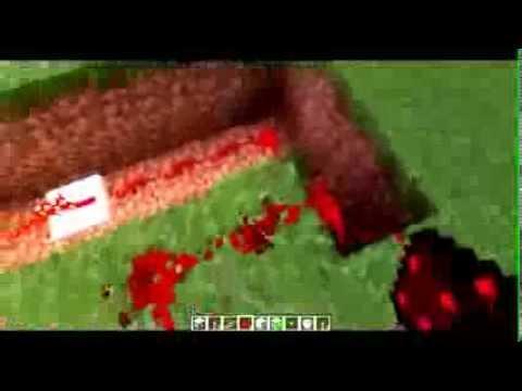 Minecraft Механизмы 2 серия - Охрана дома на входе
