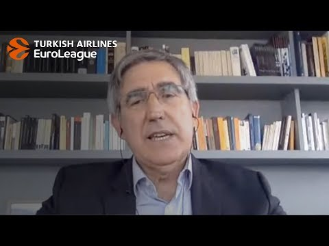 Euroleague Basketball's Bertomeu met virtually with international press
