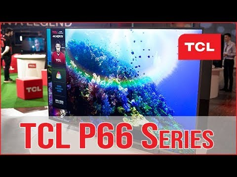 TCL P66 (65DP660) - Hands on (german)