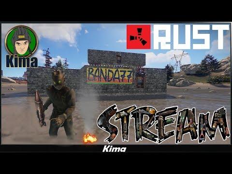 Rust/Раст🔴 ВЕРТАЛЁТАМ КАПУТ. № 42 🔴 Kima STREAM - BANDA 77🌍18+