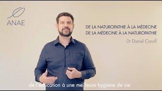 De la naturopathie à la médecine, de la médecine à la naturopathie