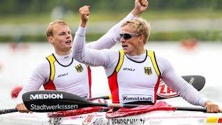 Гребля на байдарках и каноэ видео чемпионат мира 2016 | The Best Moments Canoe World Cup