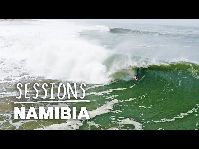 Namibia y su legendaria izquierda por Conor Maguire
