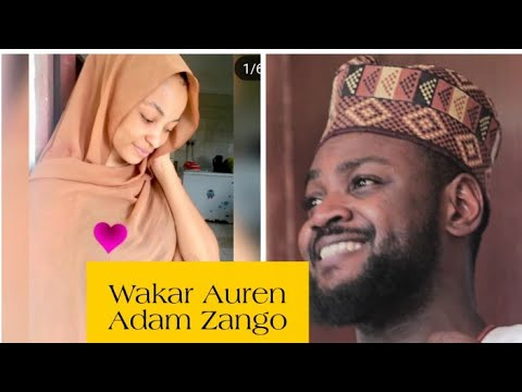 Wakar auren Adam A. Zango da Soffy__by Umar MB
