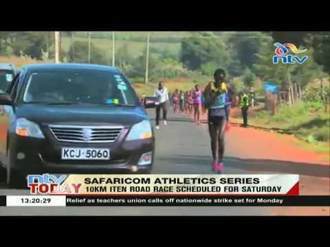 Safaricom 10 Km Iten road race scheduled for Saturday