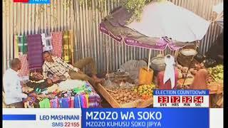 Jamaa mmoja afariki kutokana na mzozo wa ni nani anafaa kujenga maduka katika soko hilo