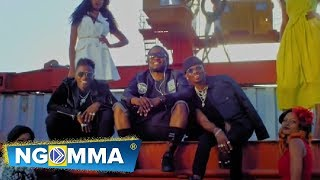 Fid Q Feat. Diamond Platnumz & Rayvanny - Fresh Remix (Official Video)