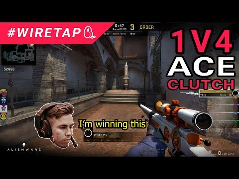 INS' CLUTCH | #WIRETAP | EPISODE 4 | #ORDERCS