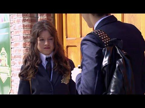 SOY LUNA Luna geht zur Schule und Matteo flirtet sie an🙄 (folge 3) deutsch HD