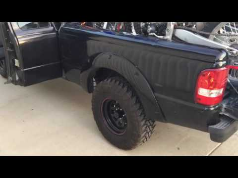 Ford Ranger update | New rims